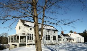 Lower Farm in Winter