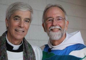 Bill Bishop and Bill Redfield