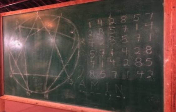 Claymont blackboard