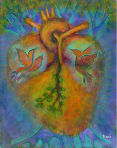 Illuminated Heart